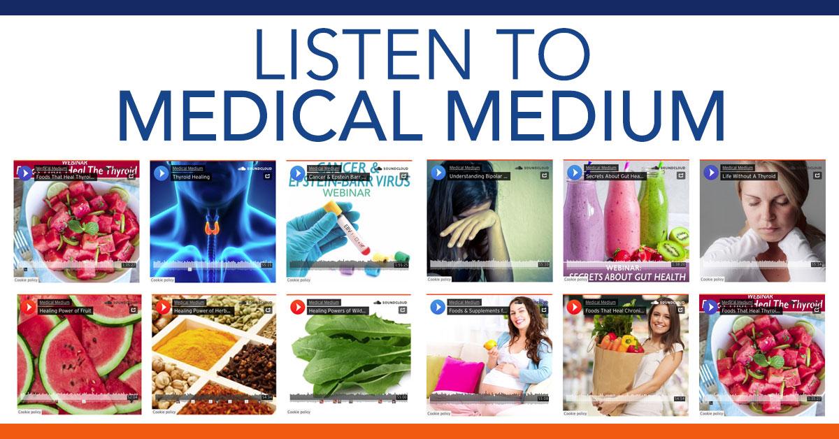 Listen to Medical Medium