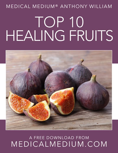Top 10 Healing Fruits