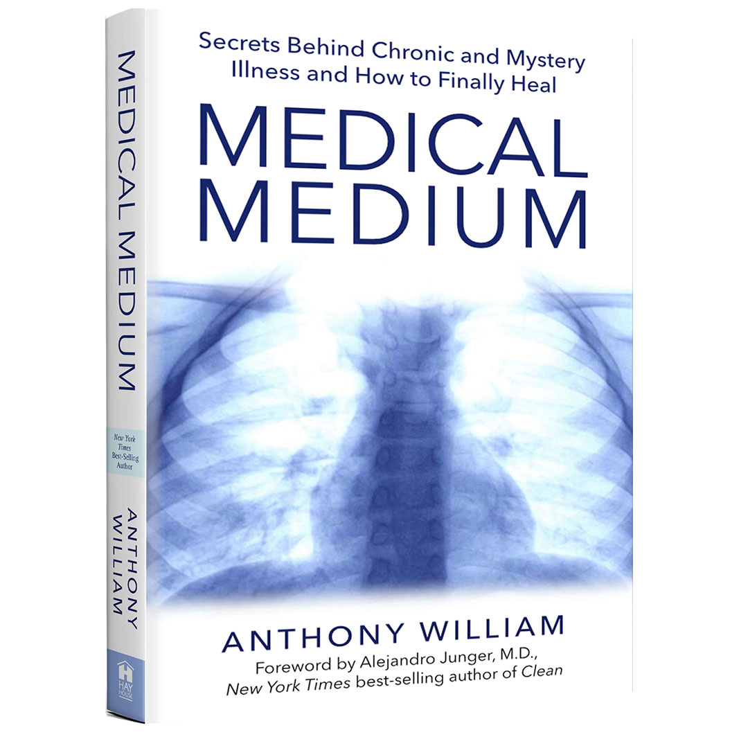 5 Medical Medium Books
