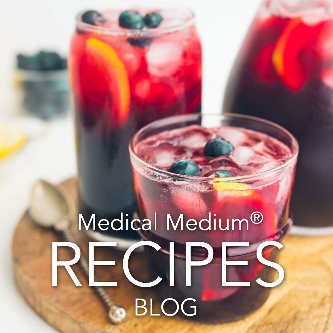 Medical Medium Blog Recipes