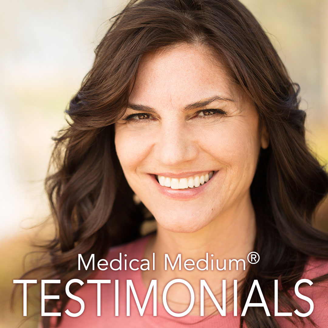 Medical Medium Blog Testimonials